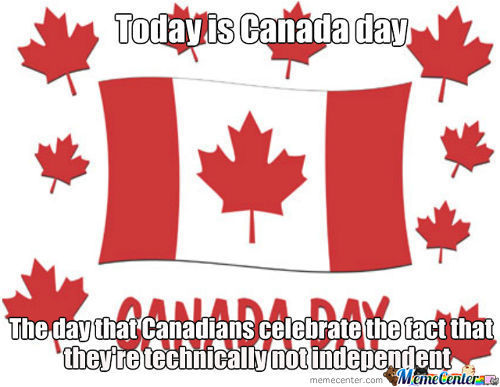 Happy July 2Nd Eh