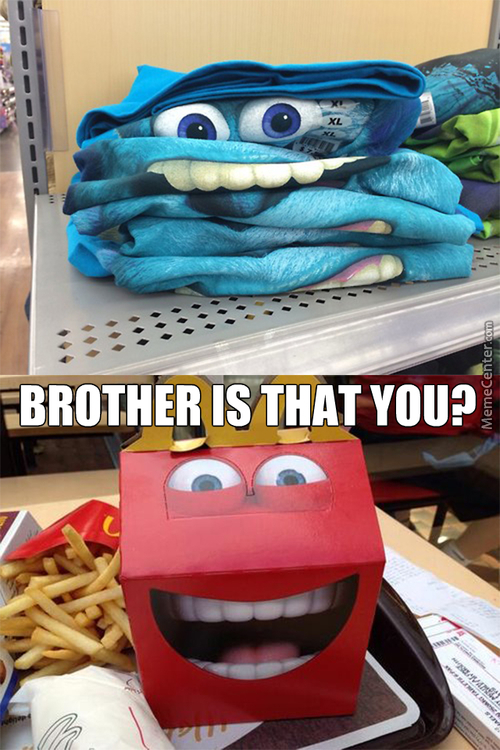 Happy Long Lost Brother