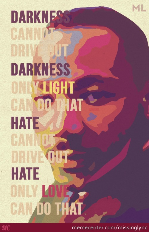 Happy Marting Luther King Jr. Day