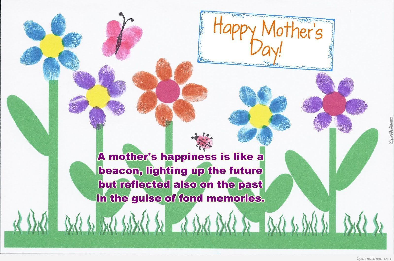 Happy Mothers Day Nice Image Message Httpquotesideashappy