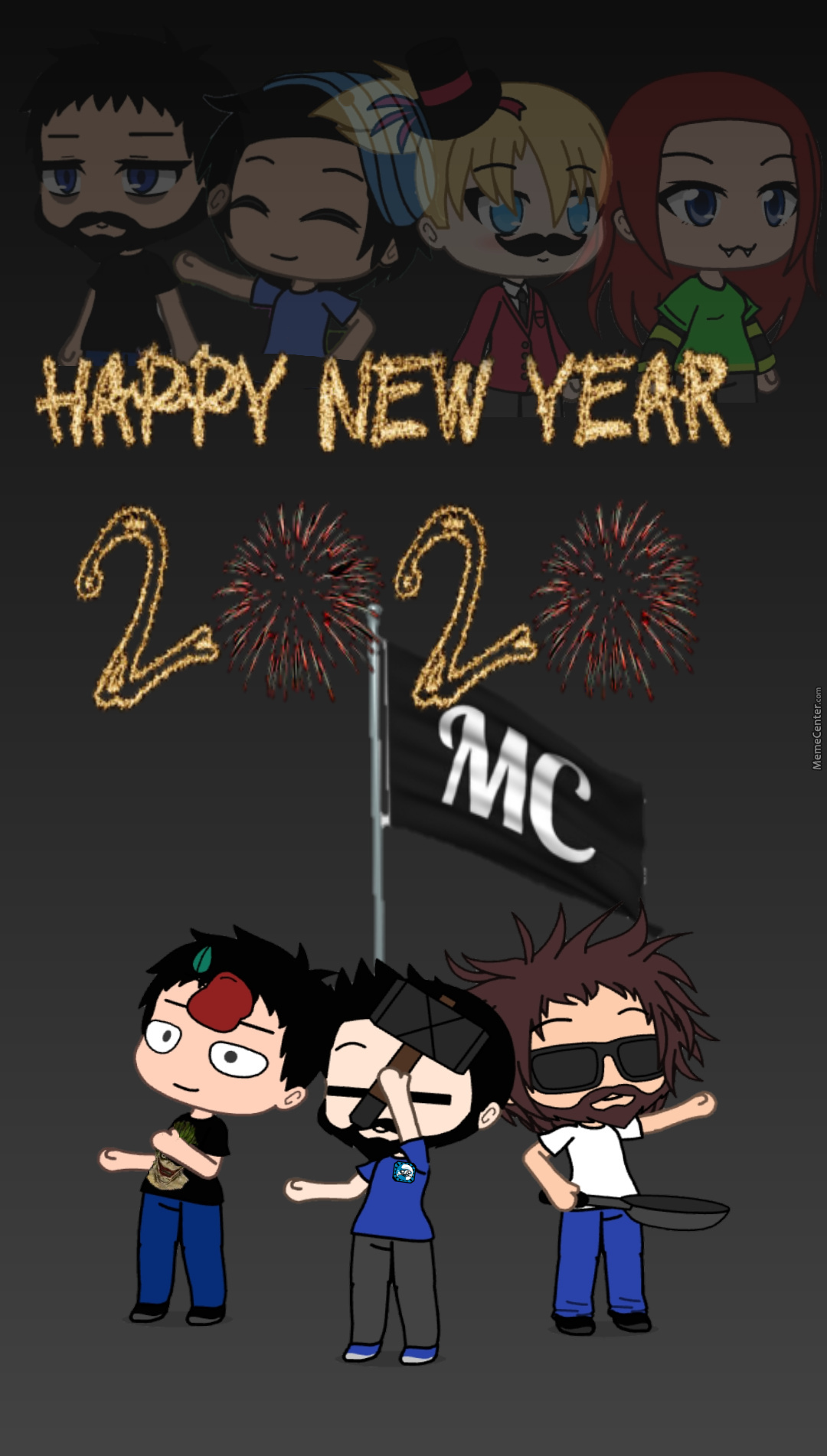 Happy New Year And Decade To All
