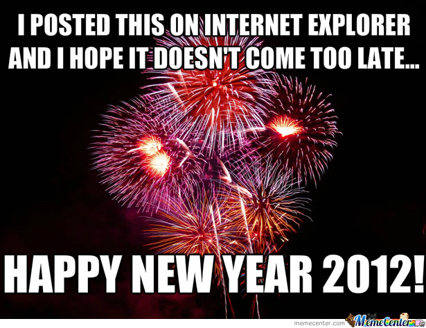 Happy New Year Memecenter! I Hope For A New Tool Something Like A Gif Creator
