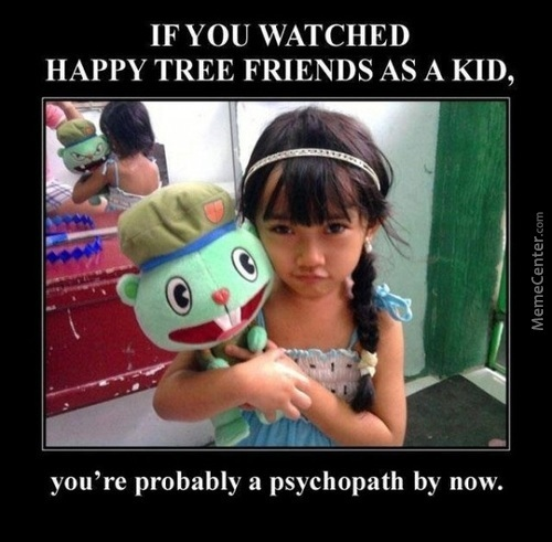 Happy Tree Friends <3