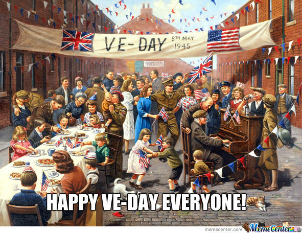 Happy Ve-Day
