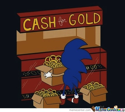 Hard Times For Sonic