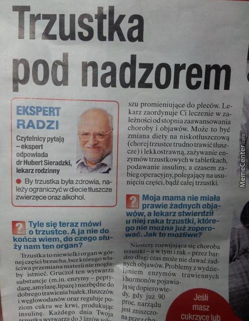 Harold Staph, Now He's In Poland Time To Get Out Of Here