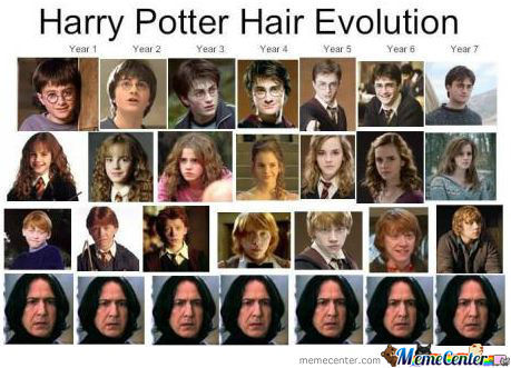 Harry Potter Evaluation !