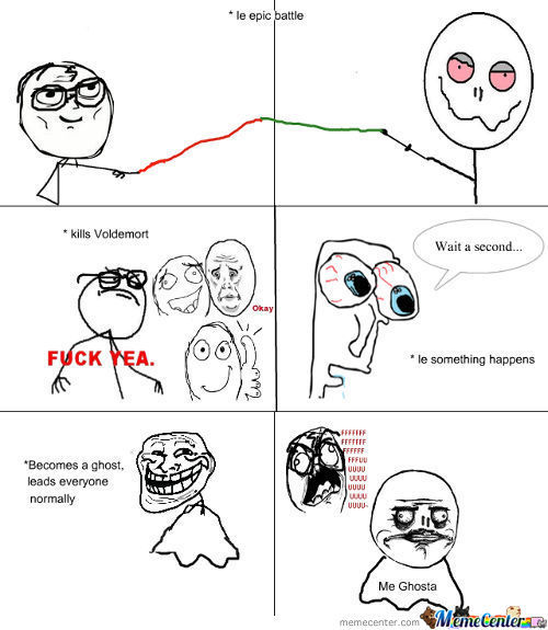 Harry Potter Rage