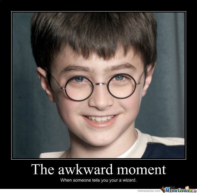 harry your a wizard by davidshagshamsters meme center
