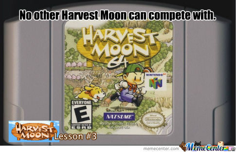 harvest moon lesson 3_o_690228 harvest moon lesson 3 by airyel meme center,Harvest Moon Meme