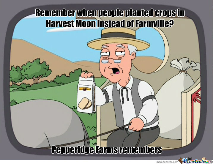 harvest moon_o_709510 harvest moon by rakelo meme center,Harvest Moon Meme