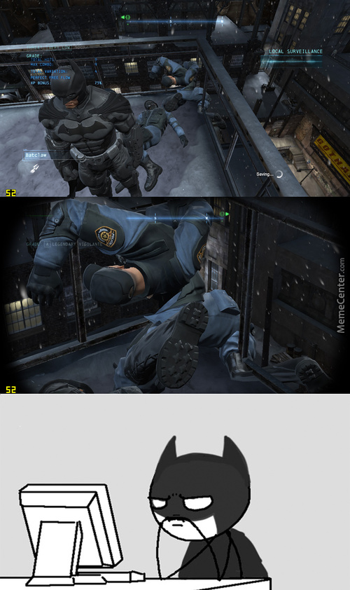 Has Batman Gone Too Far?