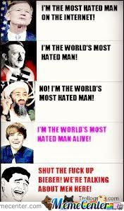 Hated Men....