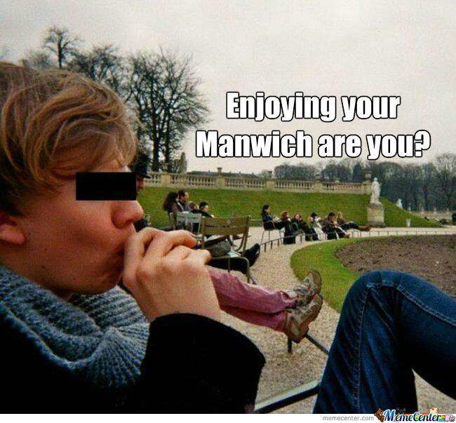 Have A Break- Have A Manwich