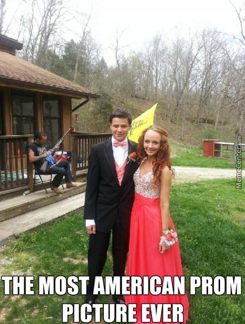 Have Fun On The Prom, Now Get Off My Property!