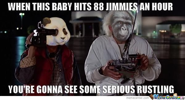 Have I Rustled Your Jimmies?