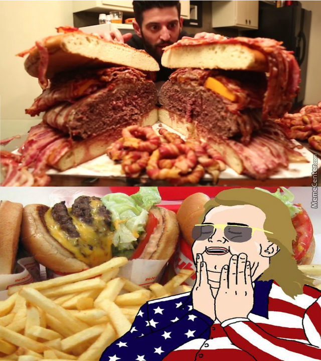 Have You Ever Seen Something And Thought... Wow That Is Violently American