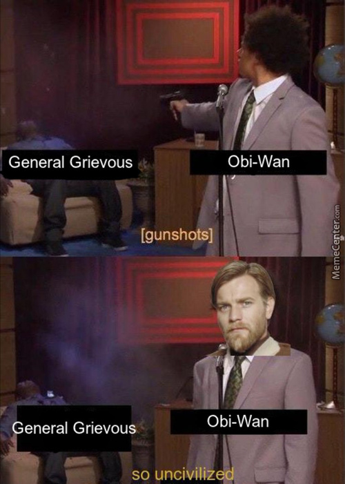 He Always Was A Bold One.