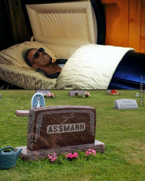 He Died From Assthma