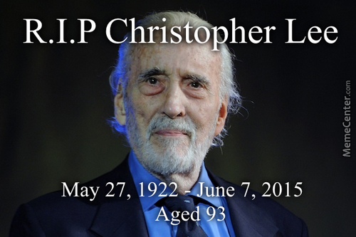 He Had A Mind Of Metal And Was One Of The Best Actor/singer Combos In History, R.i.p