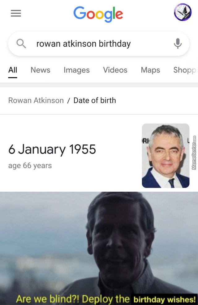 He Is Older Today