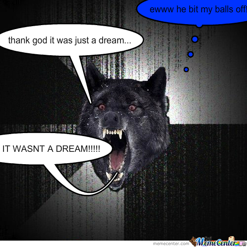 He She Wolf!!!