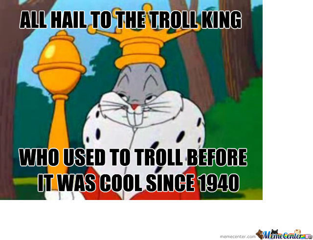 He Used To Trololol Before It's Cool