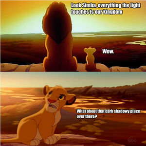 he was right oh mufasa why_fb_1237294 he was right!!!! oh mufasa why! by loldelboy meme center