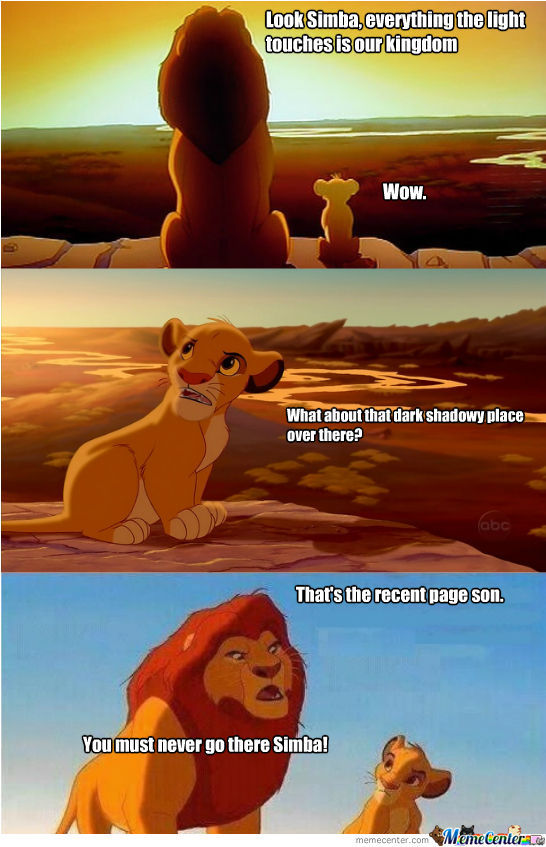 He Was Right!!!! Oh Mufasa Why!