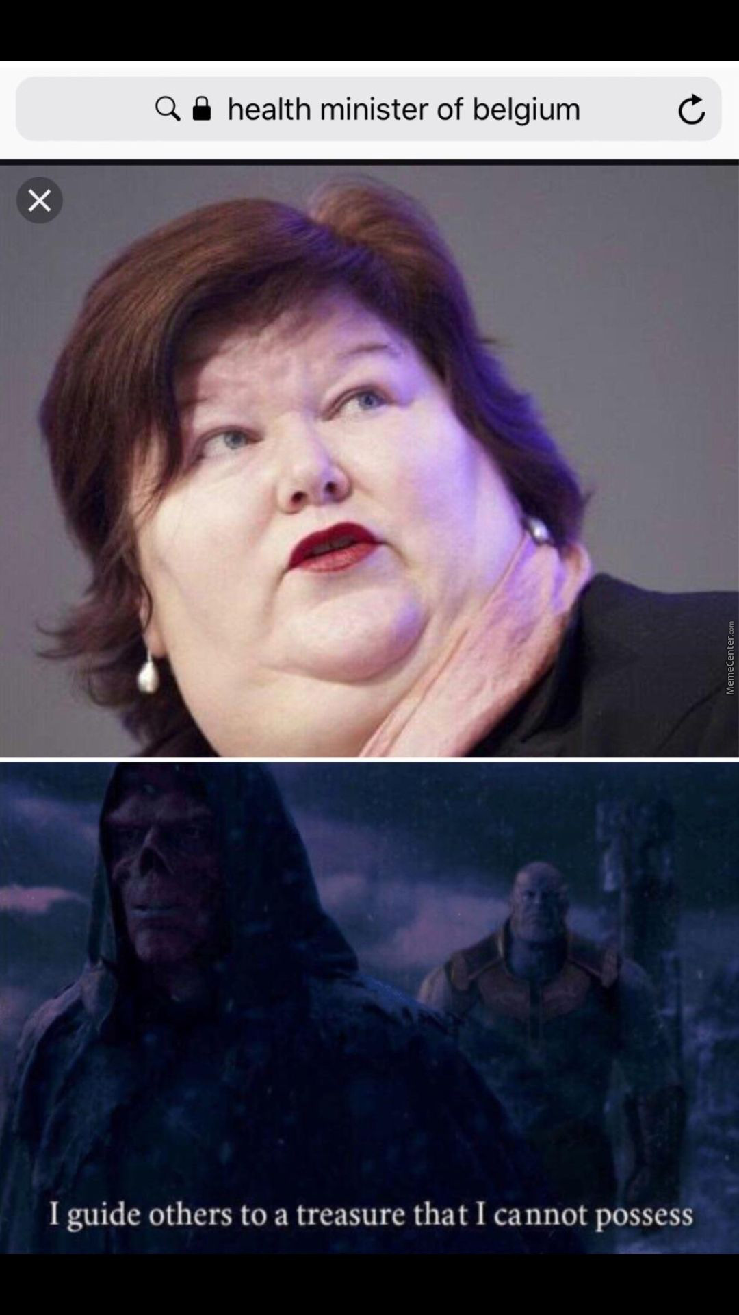 Health Minister Of Belgium. No, It's Not A Joke by lce ...