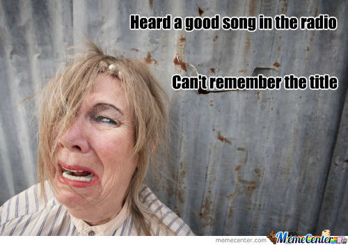 Hearing A Good Song