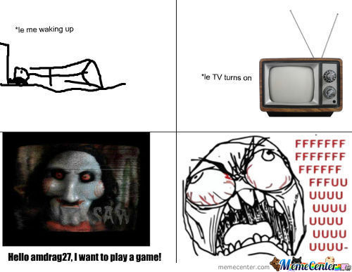 Hello, I Want To Play A Game!