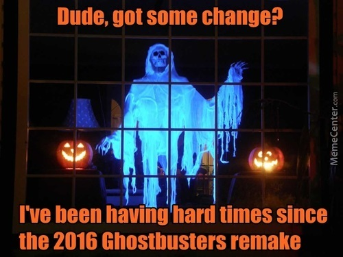 Help A Ghost Out, Will You?