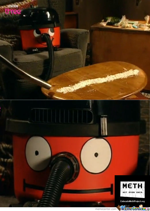 Henry Hoover Is Now In Rehab.