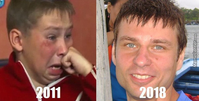 Here's How Sasha Fokin (The Crazy Ukranian Kid) Looks Today, Feeel Old Yet?