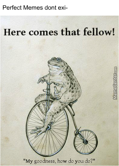 Here Come Dat Boi!