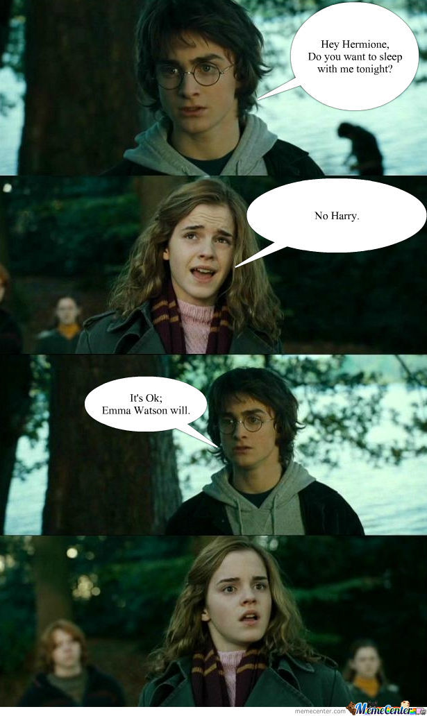 Hermione, Do You?