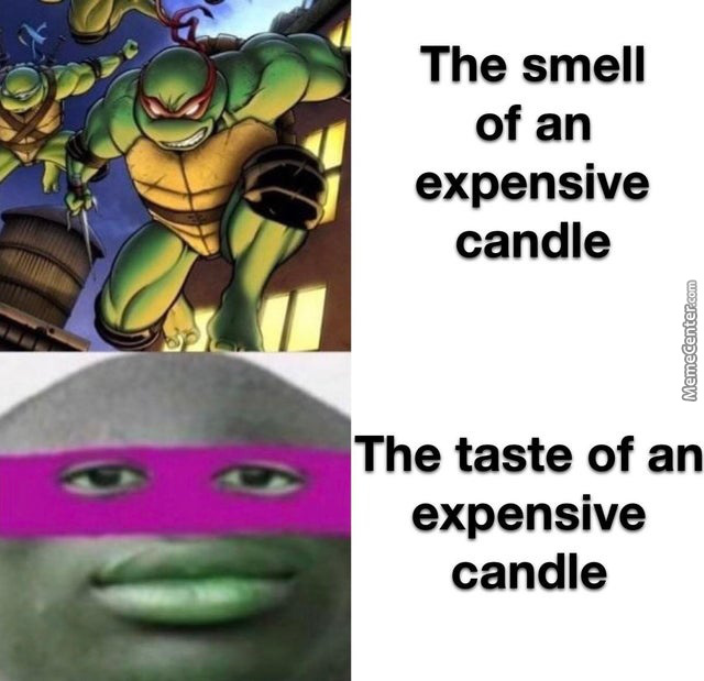Heroes In Half Smell