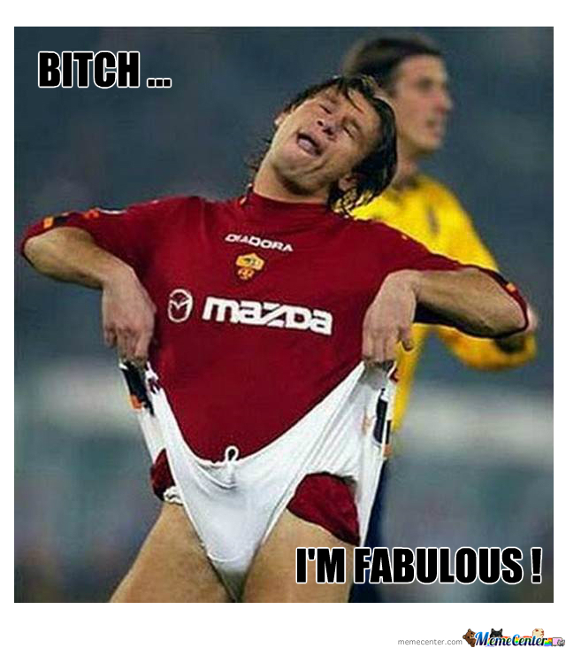 He's Fabulous, And You Know It