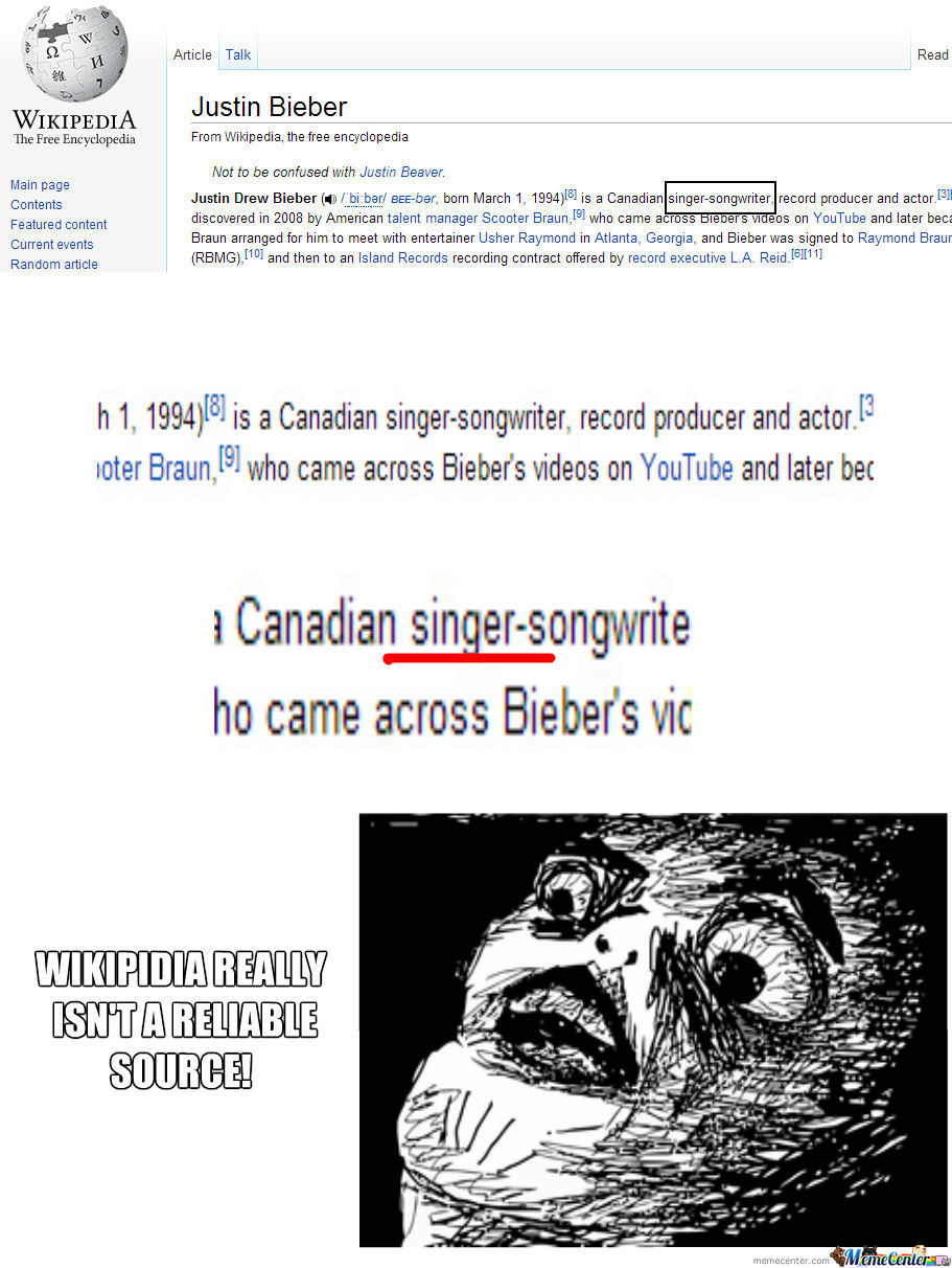 Hes Not A Singer!
