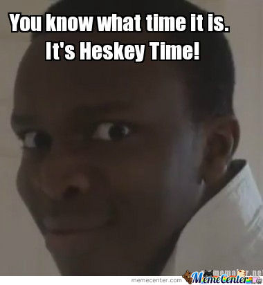 Heskey Time
