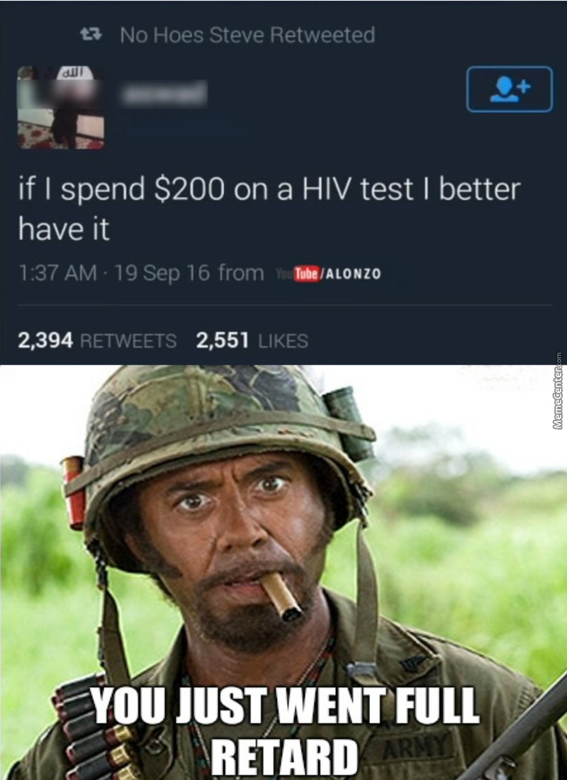 """Hey It's Hiv Positive, """"positive"""" Means It's Good For You, Right?"""