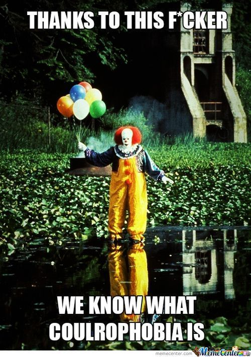 Hi Pennywise!