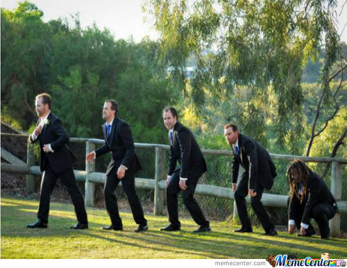 Hilarious Wedding Picture Is Hilarious