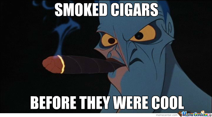 Hipster Hades!