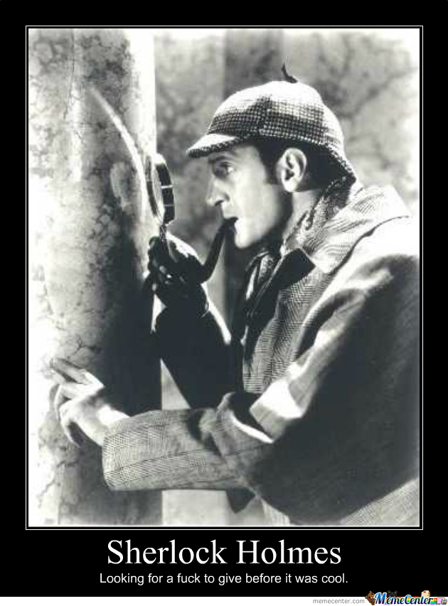 Hipster Holmes