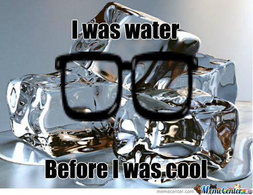 Hipster Ice