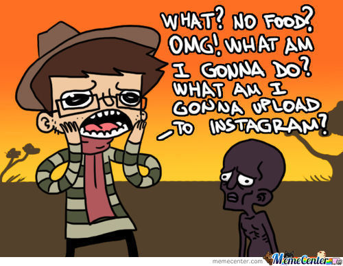Hipster In Africa