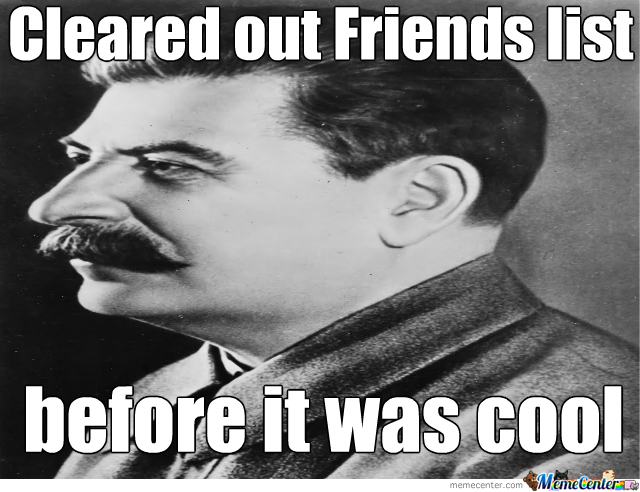Hipster Stalin