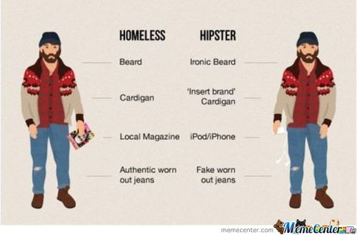 Hipsters ...